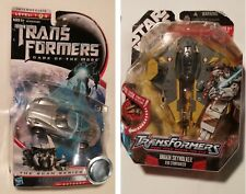 Star Wars / Transformers Action Figures 2 Sideswipe Anakin Skywalker