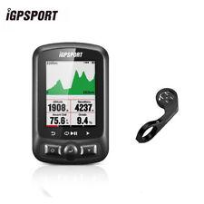 IGPSPORT GPS Bike Sport Computer Waterproof IPX7 ANT+ Wireless Speedomet IGS618