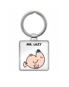The Company Called If Mr. LAZY Key Ring, CreativeThinking Kids Gift💥💥