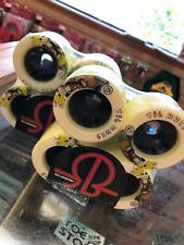 Rollerbones DOD Speed 8 Pack Rollerskate Wheels (2 4 packs) SALE 62mm 96A