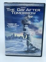 The Day After Tomorrow (Widescreen Edition) - DVD - VERY GOOD