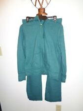 Juniors SO Hoodie Jacket XL X-Large and Pants  Size L Large Green