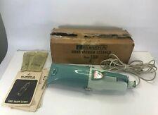 RARE Vintage Eureka Hand Vacuum Cleaner Model 150  A   TESTED EXCELLENT
