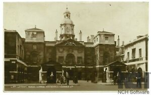 Horse Guards, Whitehall, London. Postcard by Judges, posted 1929