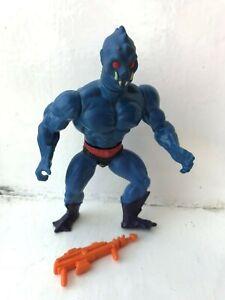 ORIGINAL 80S MATTEL HE-MAN MOTU MASTERS OF THE UNIVERSE WEBSTOR ACTION FIGURE