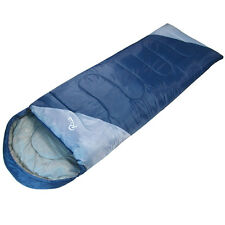 Outdoor Camping Envelope Sleeping Bag Thermal Tent Hiking Winter Single