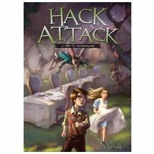 Hack Attack: A Trip to Wonderland (Adventures in Extreme Reading, Book-ExLibrary