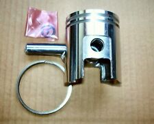 "BSA BANTAM 125cc D1 +060"" PISTON KIT- QUALITY HERE ! NEW IN STOCK NOW POST FREE!"