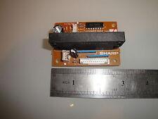 Sharp AR Copier Parts -- AR 405 -- Scanner Drive PWB -- NE49S -- Stepper Driver