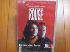 TRE COLORI: FILM ROSSO di Krzystof Kieslowski (1994) DVD