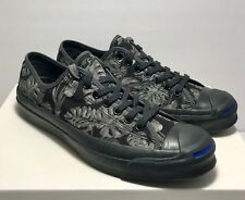 Converse Mens Size 8 Jack Purcell Signature Monstera Shoes Sneakers $120