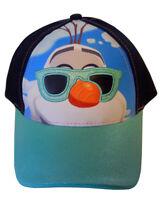 Con Licencia chicas Disney Frozen Elsa púrpura Silver Peak Gorra de béisbol 8-12 años de edad