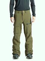 QUIKSILVER Men's UTILITY Snow Pants - CRE0 - Medium - NWT
