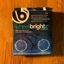 Wheel Brightz Blue MicroLED One Wheel Package
