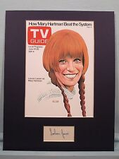 "Louise Lasser in ""Mary Hartman, Mary Hartman"" and Graham Jarvis autograph"