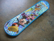 DISNEY MICKEY MOUSE CLUBHOUSE MINI SKATEBOARD  FINGERBOARD