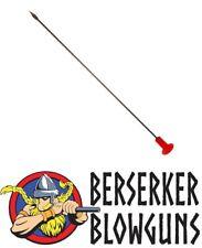 100 - .40c Pro-Length Spearhead Blowgun Darts Made by Berserker Blowg  MADE IN U