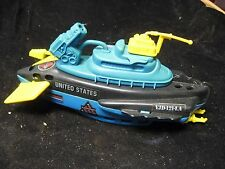 "GI Joe United States VJD VJD-121-LA 8-1/2"" Submarine"