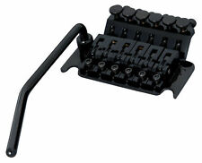 Schaller LockMeister Tremolo Assembly, Block 42mm, Nut R3, Black, 13010442.03