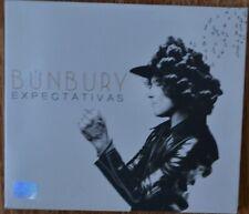 Bunbury - Expectativas - CD NEW! FREE SHIPPING!