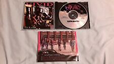 Vivid Driven Rare UK AOR Hard Rock Thunder Little Angels Harlots Webb T.O. Joker