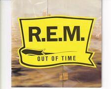 CD R.E.M.out of timeUS 1991 EX+ (B5325)