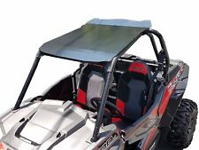 Polaris RZR XP XP2 900 / 1000 Aluminum Roof 2 Seats Black