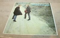 LP 33t. Simon & Garfunkel - Sounds of silence (mono 62408) CBS
