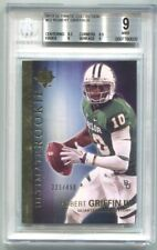 2012 Ultimate Collection Robert Griffin III RC Rookie 221/450 BGS 9 Mint