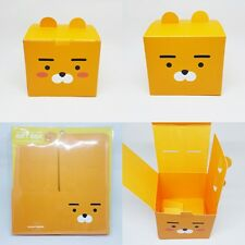 Kakao Friends Ryan Gift Box 2P Two Face Jewelry Trinket Candy Box Storage