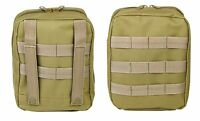 NEW MOLLE EMT MEDIC TACTICAL TRAUMA FIRST AID POUCH IFAK OLIVE DRAB OD GREEN