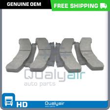 OEM Medium Duty Truck Brake Pads fits FORD / CHEVROLET / GMC - E6HZ-2001-C