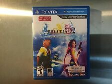 Replacement Case (NO GAME) Final Fantasy X/X-2 HD Remaster - PS Vita