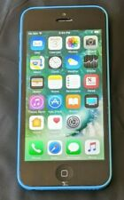 Apple iPhone 5c - 32GB - Blue (Unlocked) A1532 (CDMA + GSM) - Good Condition