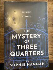 Hercule Poirot Mysteries 3 Book Set
