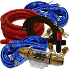 Dietz 354K-REN 4 Kanal Kabelset 35mm² Kabelkit Kabel Set für Endstufe Verstärker