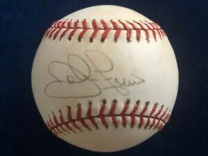 John Franco Autographed Baseball from 2000 World Series