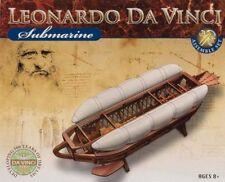 ELENCO EDU-61020 Da Vinci Submarine DIY Kit Ages 8+