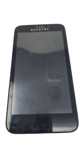 Alcatel MetroPCS One Touch Fierce 7024N Needs Repair Used Sold As Is Silver 4G