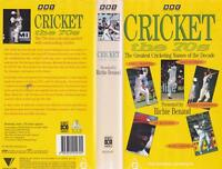 CRICKET ~THE 70S ~VHS PAL VIDEO~ A RARE FIND