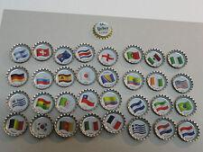 1.Sammlungsauflösung-SATZ  Innendruck WM 2014 Licher Pilsner - UNGEBRAUCHT