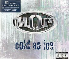 M.O.P. - COLD AS ICE (3 tracks + video, CD single)