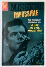 Mission: Impossible #2 (Sep 1967, Dell) GD/VG