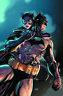 BATMAN CATWOMAN #1 CLAY MANN COVER DC COMICS PHANTASM