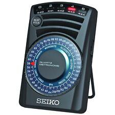 Seiko SQ-60 Quartz Metronom Schwarz
