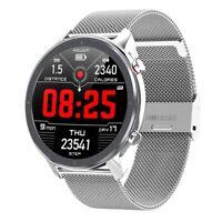 Smartwatch Herzfrequenz Puls Uhr Blutdruck Fitness Sport Tracker Android iOS IPX
