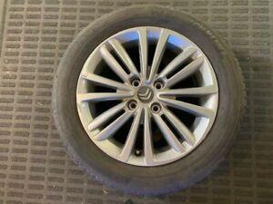 "Citroen C4 2012 Alloy Wheel and Tyre 16"" X 7"""