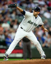 James Paxton Big Maple ACE Seattle Mariners Premium 16x20 POSTER PRINT