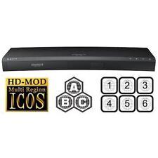 Samsung UBD-K8500 4K UHD BLU-RAY player * MULTI-REGION /  REGION-FREE upgraded *