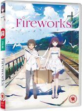 Fireworks DVD New 2018 Region 2